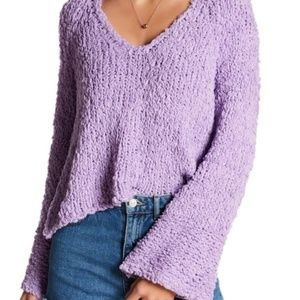 NWT Free People Sand Dune sweater size M